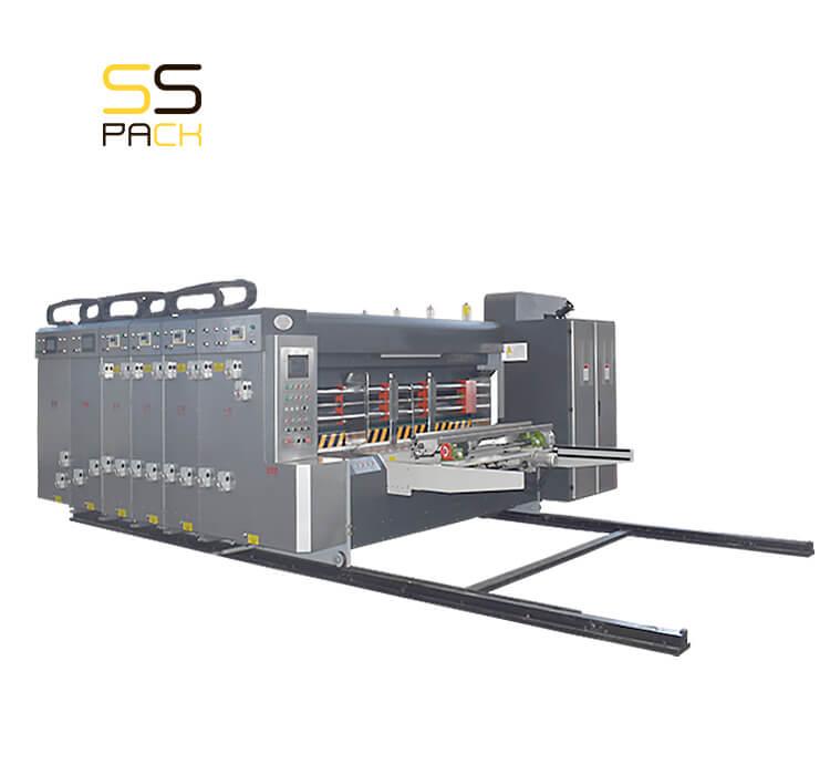 Автоматическая линия для производства гофрокоробов SS-1010