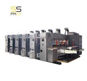 Автоматическая линия для производства гофрокоробов SS-1240