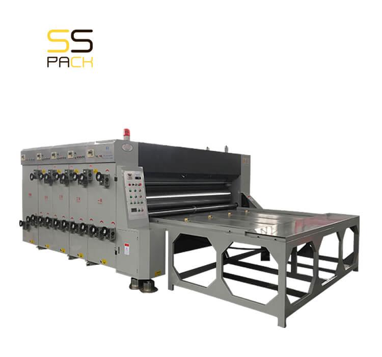 Автоматическая линия для производства гофрокоробов SS-1001
