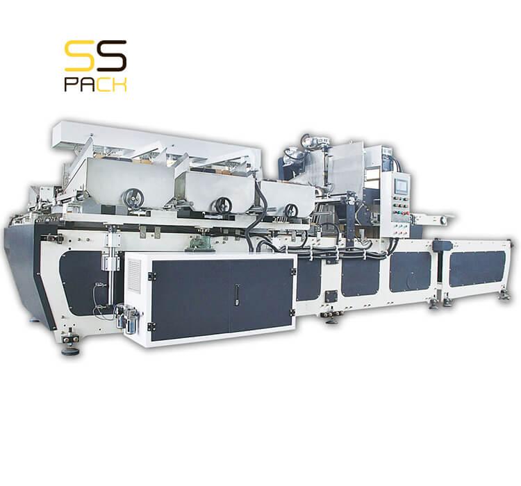 Автоматическая линия по сборке решеток SS-MB-N