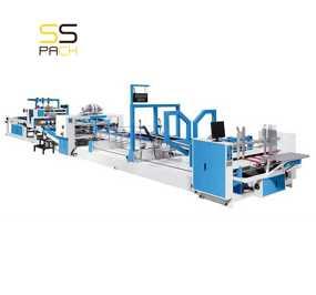 Автоматическая фальцевально склеивающая линия SSF 2000/2800/3200