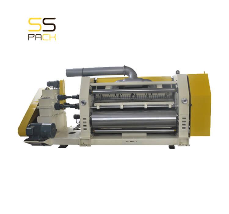 Вакумно карданный гофропресс SFH-320-360
