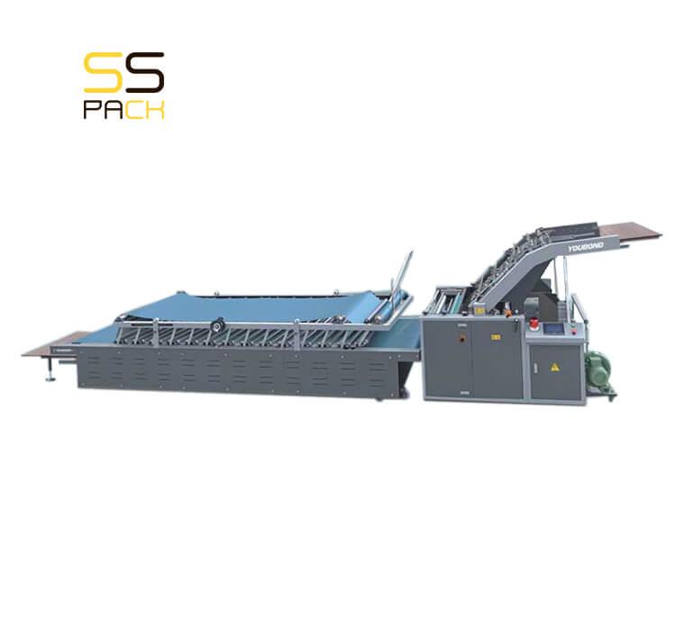 Полуавтоматическая кашировальная линия SSK-1