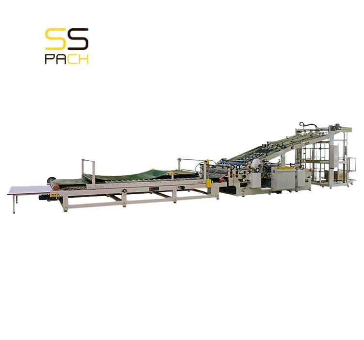 Автоматическая кашировальная линия SSK-2