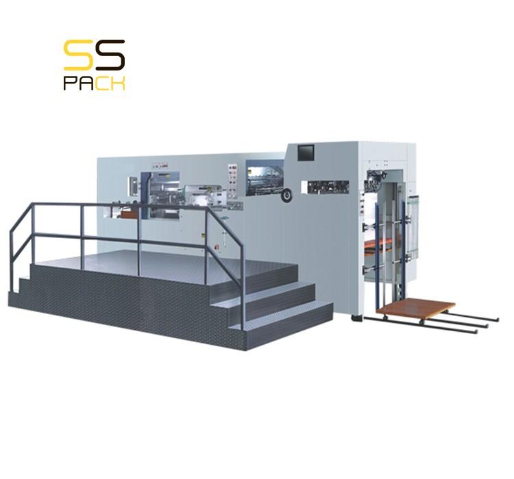 Автоматическая плоская высечка SSP-10
