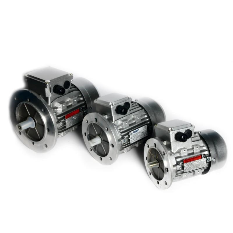 Электродвигатель для поперечной резки