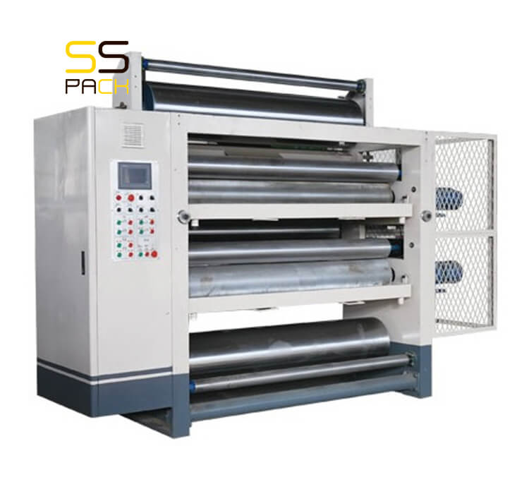 Клеепромазочная машина SS-GA-180